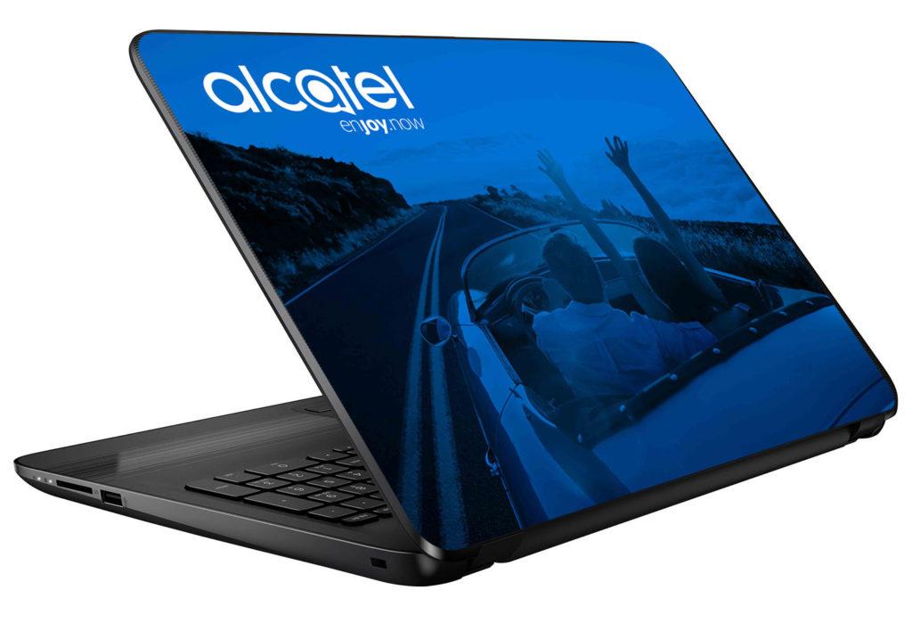 Alcatel Laptop Skins