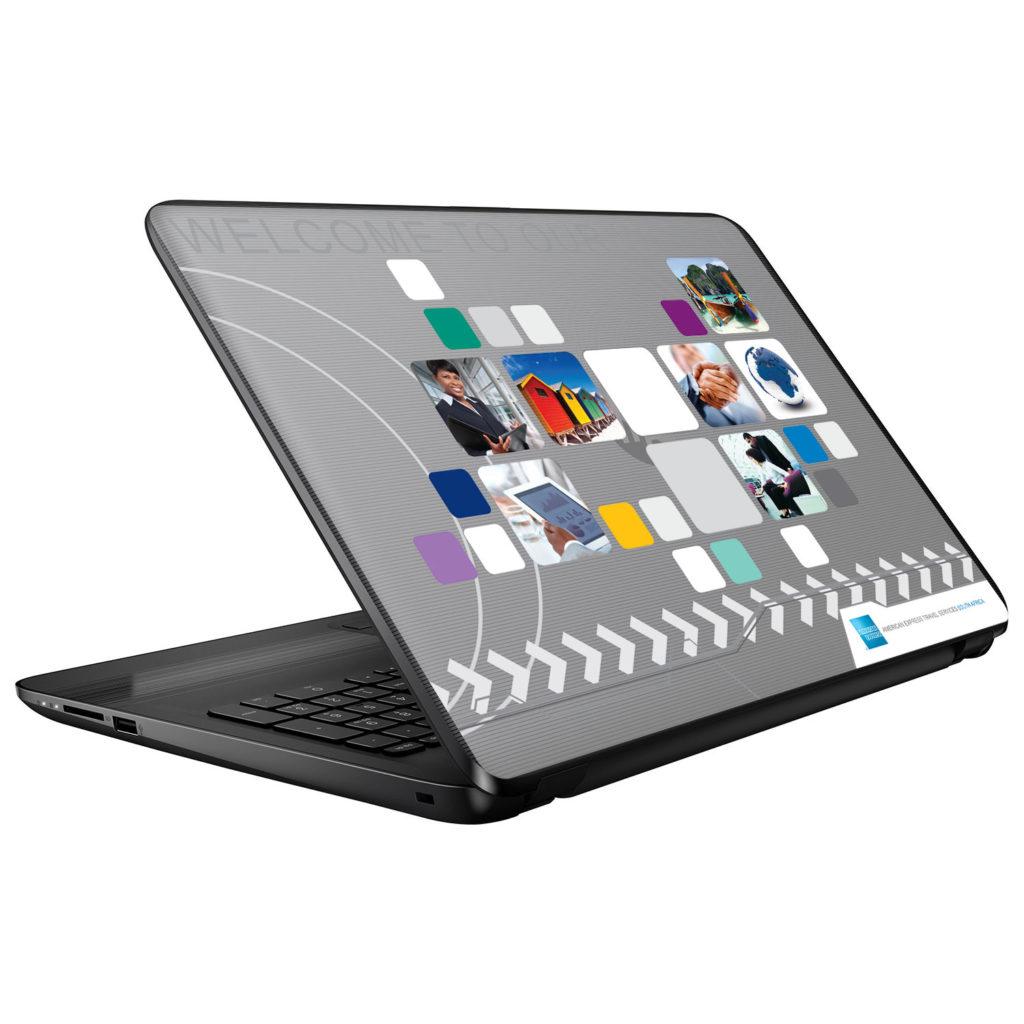 Thomson Travel Laptop Skins