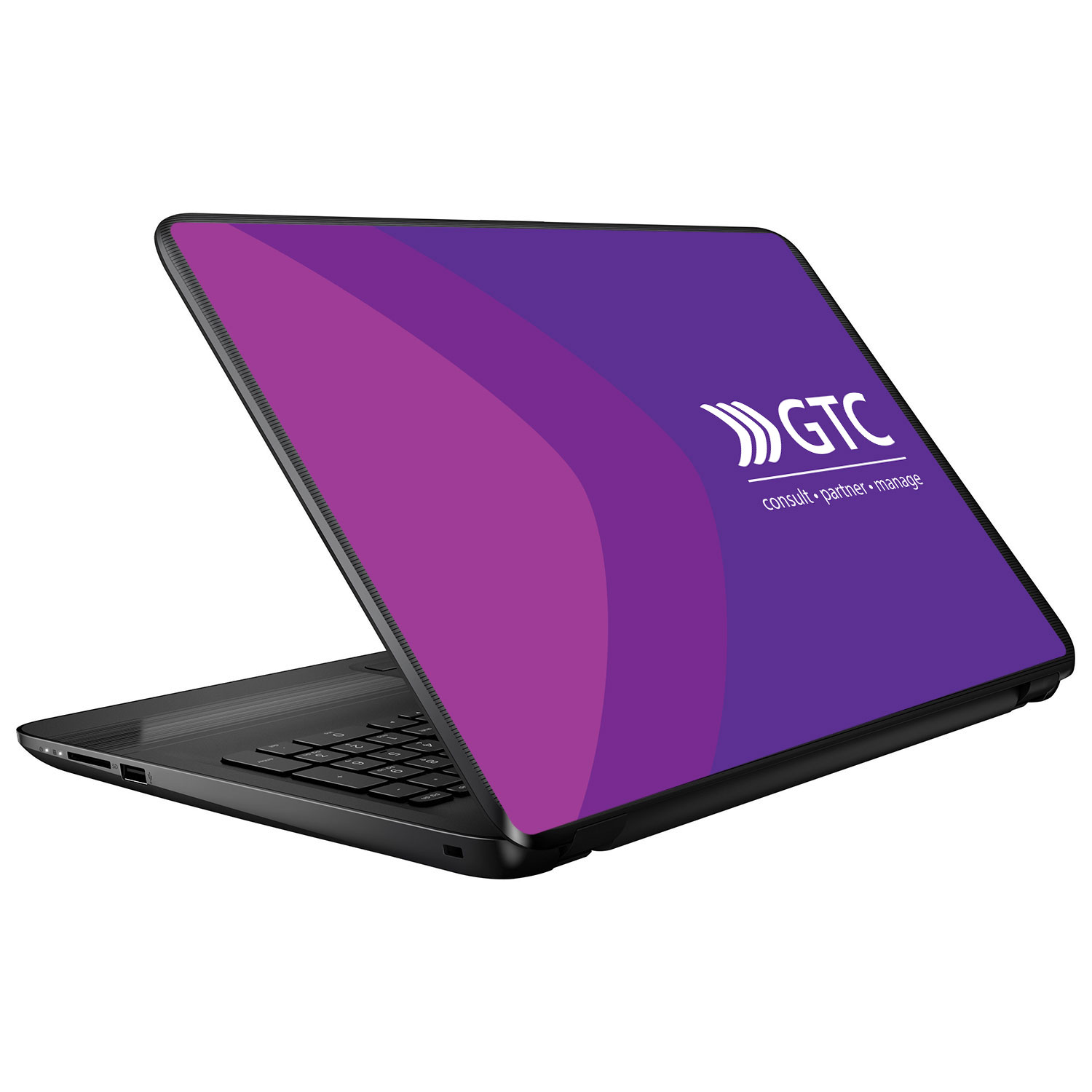 GTC Laptop Skins