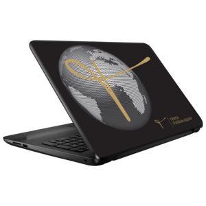 Tripos Tourism Laptop Skin